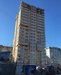 В Одессе завершается строительство жилого комплекса «Новый Маяк»
