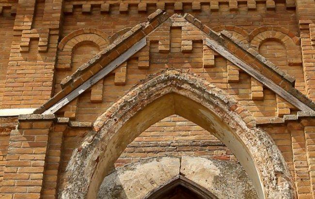 В селе Долиновка (Одесса) будет отреставрирована вековая кирха