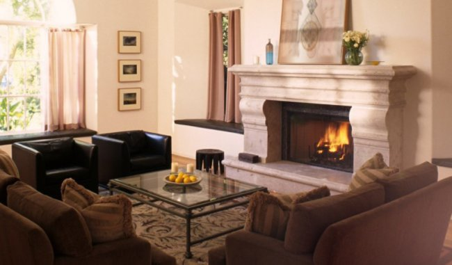 Домашние камины – уют и тепло в каждом доме