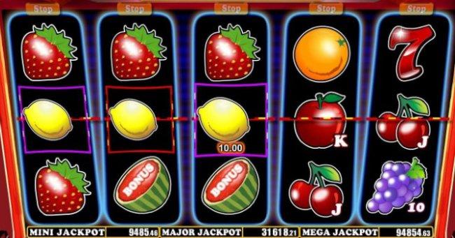 Игровые автоматы – мир, который манит