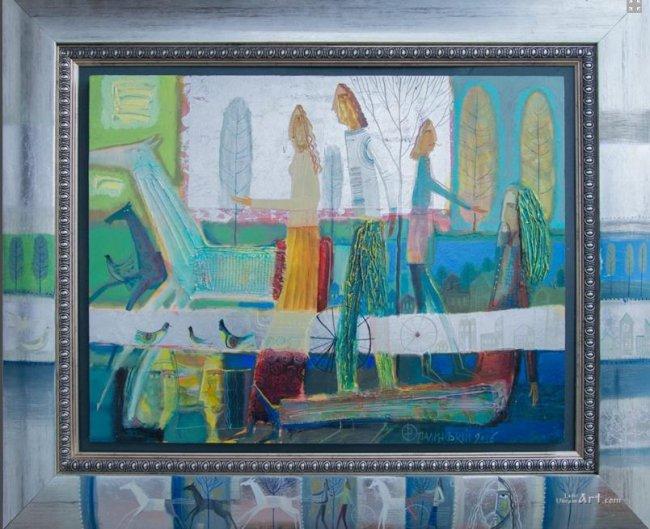 В одесском музее устроят выставку «Нарисую я коня» 1