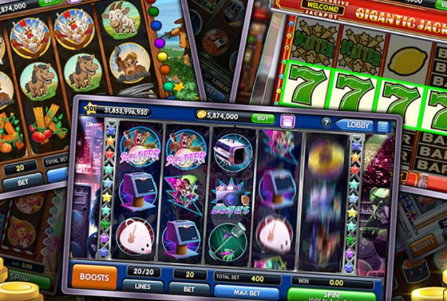 Игровые автоматы онлайн на ресурсы – решение профессионалов 2