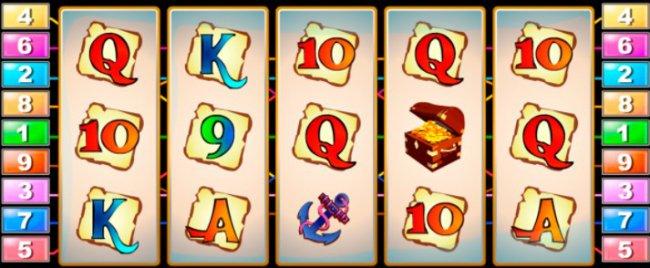 Разнообразие слотов в казино Вулкан радует пользователей