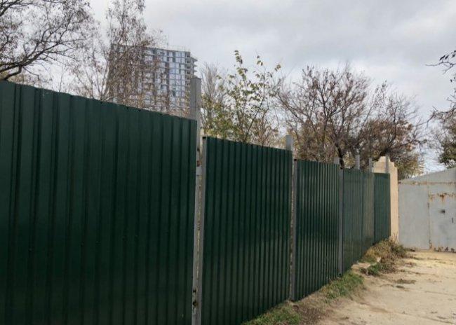 На участке под бывшим санаторием «Россия» в ближайшее время пройдёт застройка