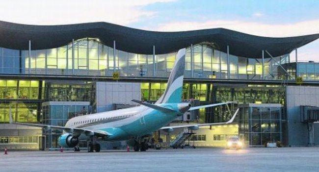 Карантин дал возможность раньше запланированного начать реконструкцию аэровокзального комплекса в Одесском аэропорту
