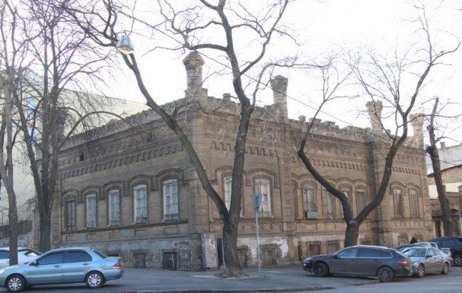 Будет ли переделан старинный особняк в центре Одессы